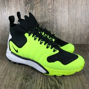 100% authentic af5a7 c84d6 Nike Shoes - Zoom Talaria Flyknit Mid  OG Neon  Men s ...